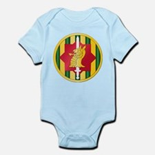 SSI - 89th Military Police Bde Infant Bodysuit