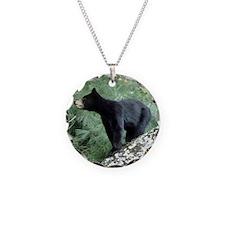 Black Bear Necklace
