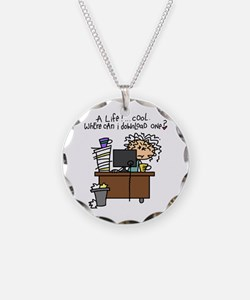 Download Life Humor Necklace