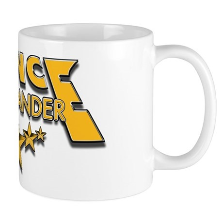 Dance Commander Mug