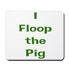 floop_green Mousepad