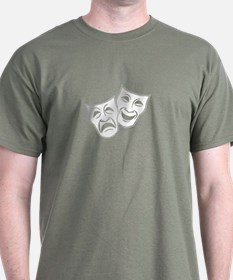 Theatre Masks T-Shirt