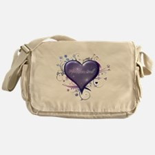 Pleiadian Soul Messenger Bag