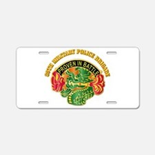 DUI - 89th Military Police Bde with Text Aluminum