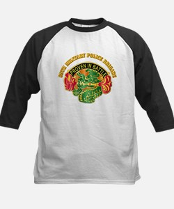 DUI - 89th Military Police Bde with Text Tee