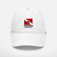 Certified Diver (Food Chain) Baseball Baseball Baseball Cap