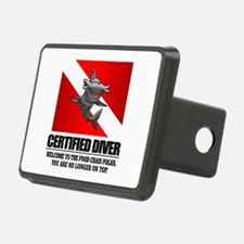Certified Diver (Food Chain) Hitch Cover