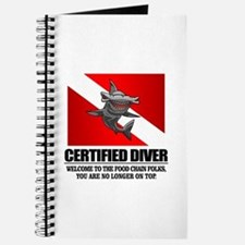 Certified Diver (Food Chain) Journal