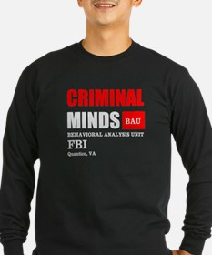 Criminal Minds Long Sleeve T-Shirt