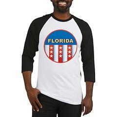 Patriotic Florida Baseball Jersey