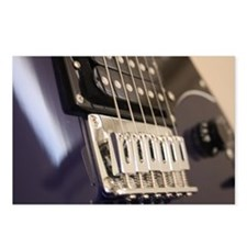 Blue Guitar Postcards (Package of 8)