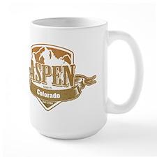 Aspen Colorado Ski Resort 4 Mugs