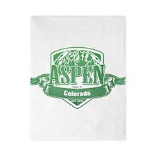 Aspen Colorado Ski Resort 3 Twin Duvet