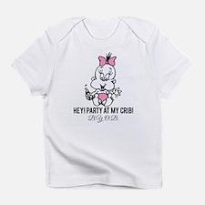 Unique Party at my crib Infant T-Shirt