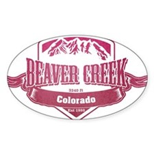 Beaver Creek Colorado Ski Resort 2 Decal