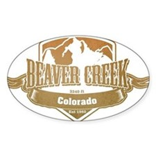 Beaver Creek Colorado Ski Resort 4 Decal