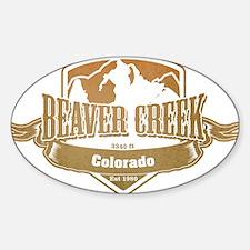 Beaver Creek Colorado Ski Resort 4 Decal