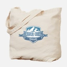 Beaver Creek Colorado Ski Resort 1 Tote Bag