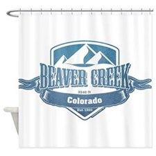 Beaver Creek Colorado Ski Resort 1 Shower Curtain