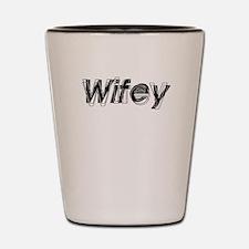Wifey Shot Glass