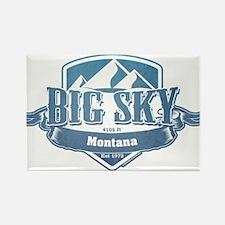 Big Sky Montana Ski Resort 1 Magnets