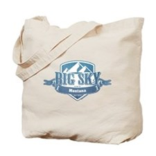 Big Sky Montana Ski Resort 1 Tote Bag