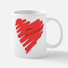 Affen Love on 4 Legs Mug