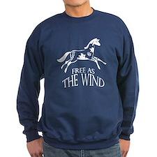 Free as the Wind Sweatshirt