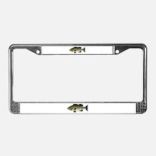 Gag Grouper License Plate Frame