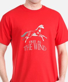 Free as the Wind T-Shirt