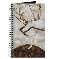 Small Tree in Late Autumn by Egon Schiele Journal