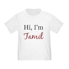 Hi, I am Tamil T