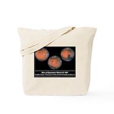 Mars Opposition 1997 Tote Bag