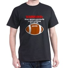 Spontaneous Football Talk T-Shirt