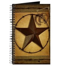 texas star horseshoe western Journal