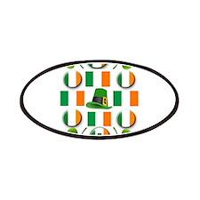 IRISH SHAMROCKS Patches