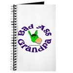 Bad Ass Grandpa Journal