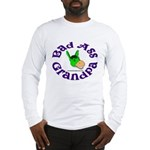 Bad Ass Grandpa Long Sleeve T-Shirt