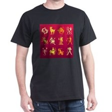 Decorative - Astrology - Birthsign T-Shirt