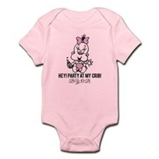 Party Baby Girl - BYOB Body Suit