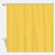 Yoga Ohm, Om Symbol Shower Curtain