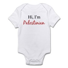 Hi, I am Palestinian Infant Bodysuit