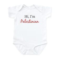 Hi, I am Palestinian Onesie