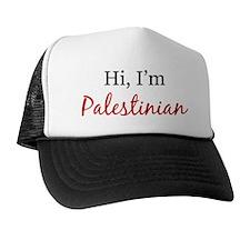 Hi, I am Palestinian Trucker Hat