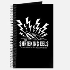 Princess Bride Shrieking Eels Journal