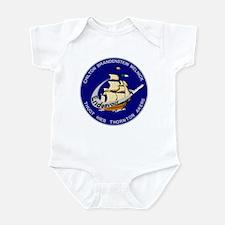STS 49 OV-105 Endeavour Infant Bodysuit