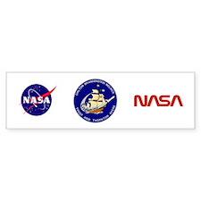 STS 49 OV-105 Endeavour Bumper Sticker