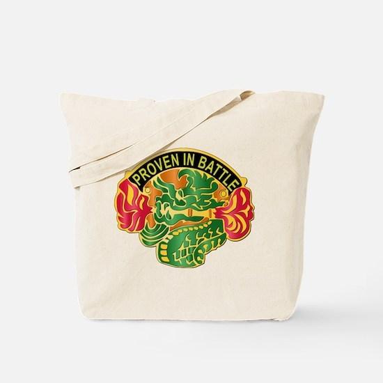 DUI - 89th Military Police Bde Tote Bag