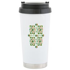 IRISH PATTERN Travel Mug