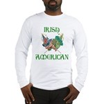 Irish American Unity Long Sleeve T-Shirt